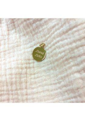Pendentif argent 17 mm